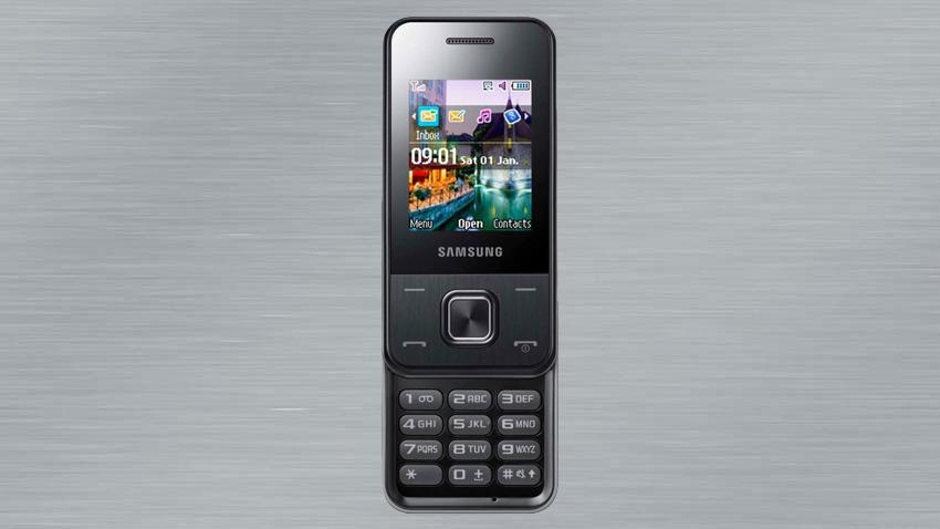 Photo of Test Samsung E2330