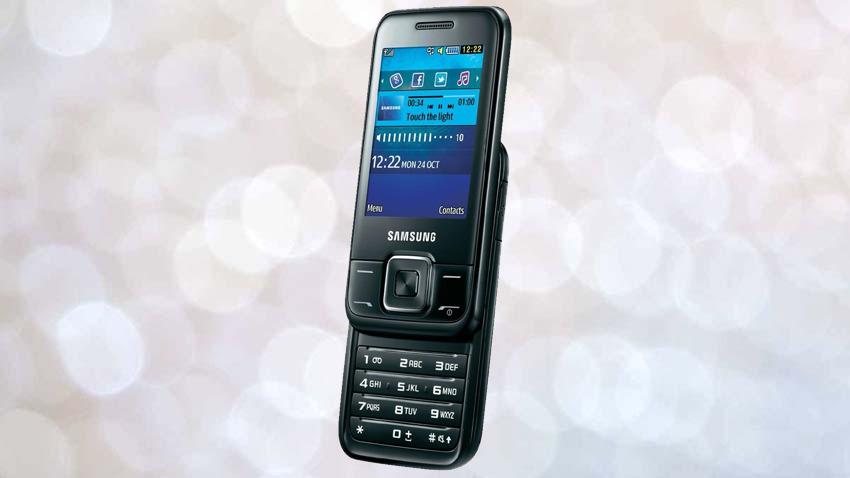 Photo of Test Samsung E2600