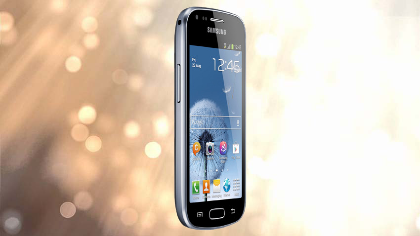 Photo of Test Samsung Galaxy Trend