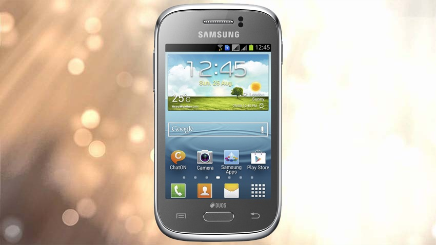 Photo of Test Samsung Galaxy Young