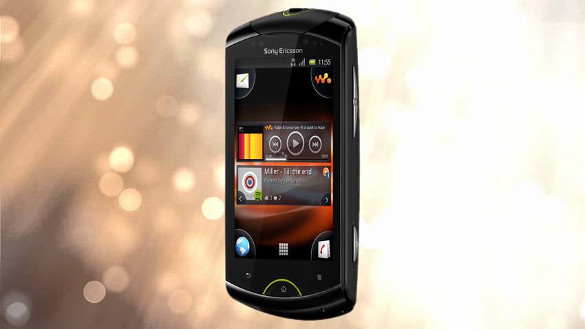 Photo of Test Sony Ericsson Live Walkman