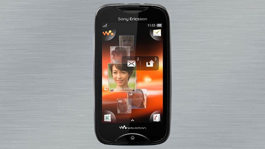 Photo of Test Sony Ericsson Mix Walkman