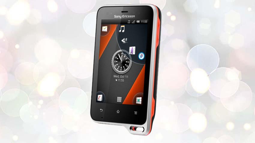 Photo of Test Sony Ericsson Xperia active