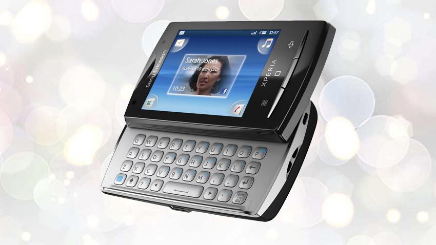 Photo of Test Sony Ericsson Xperia X10 mini pro