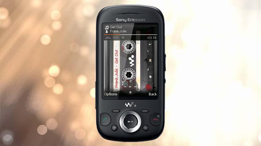 Photo of Test Sony Ericsson Zylo