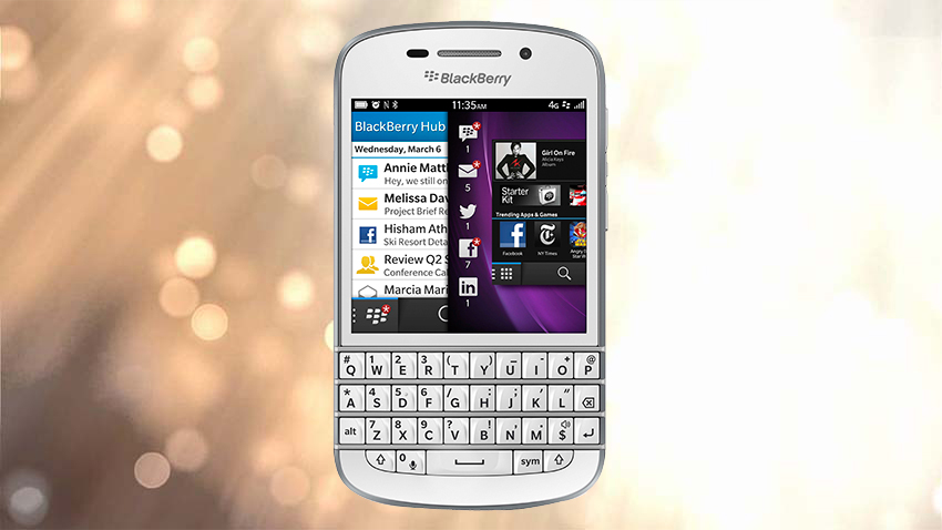 Photo of Test Blackberry Q10