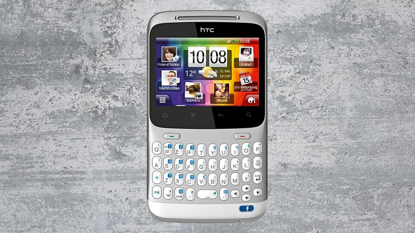 Photo of Test HTC Cha Cha
