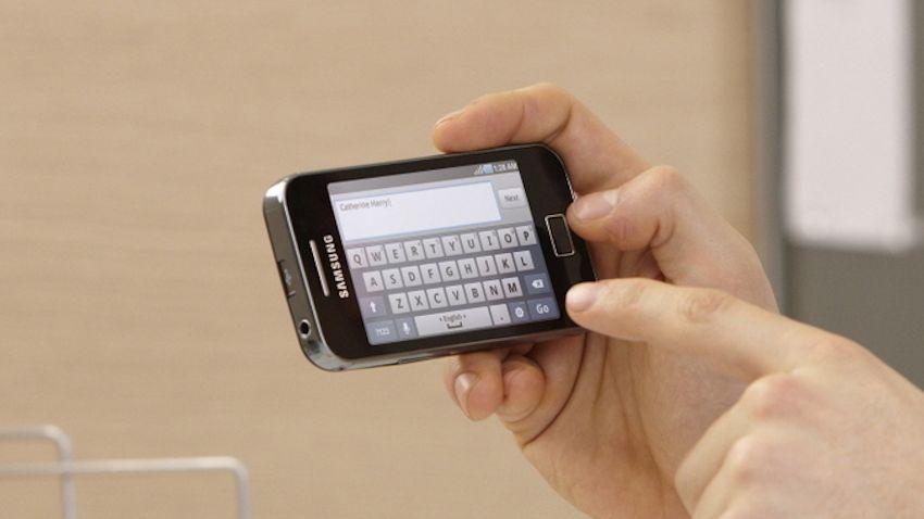 Photo of Test Samsung Galaxy Ace