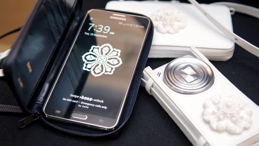 Photo of Test Samsung Galaxy S4 zoom