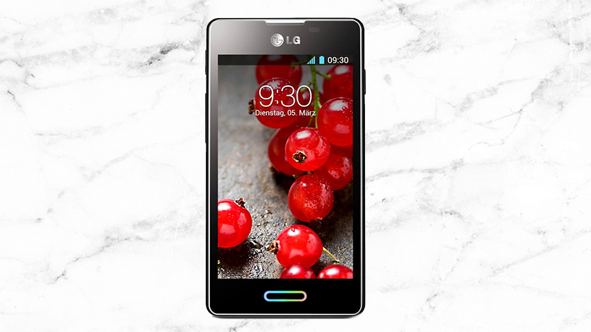 Photo of Test LG Swift L5 II