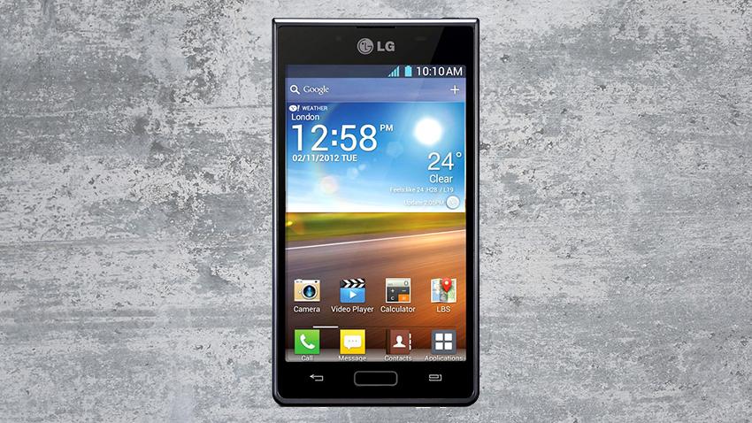 Photo of Test LG Swift L7