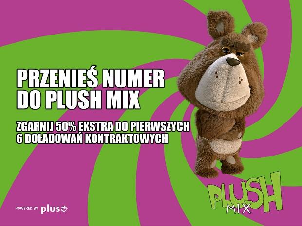 news-plus-plushmix-cennik Plus idzie za ciosem i prezentuje Plush Mix