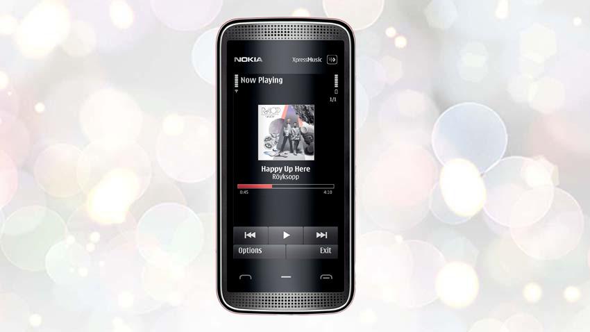 Photo of Test Nokia 5530 XpressMusic