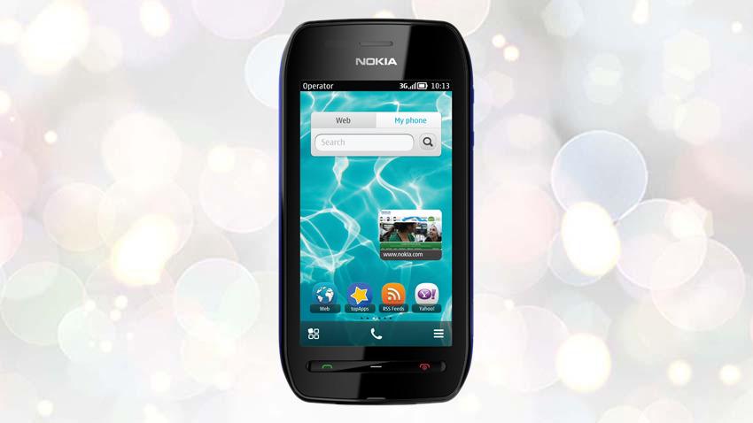 Photo of Test Nokia 603