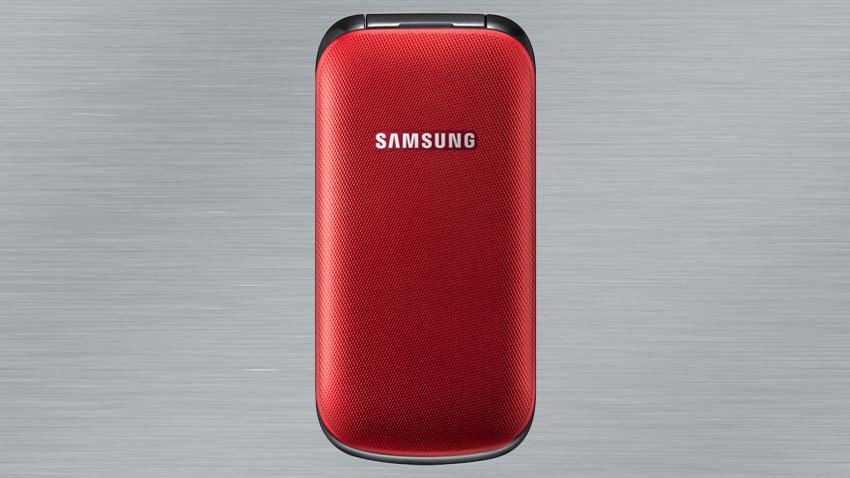 Photo of Test Samsung E1190