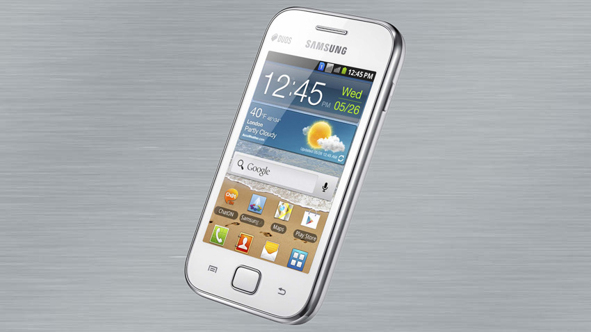 Photo of Test Samsung Galaxy Ace Duos