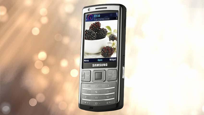 Photo of Test Samsung i7110