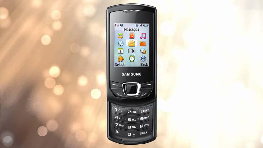 Photo of Test Samsung Monte Slider