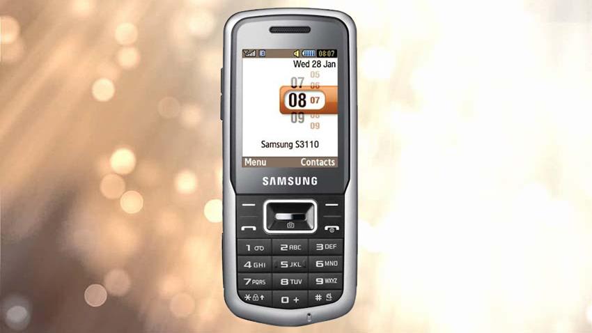 Photo of Test Samsung S3110