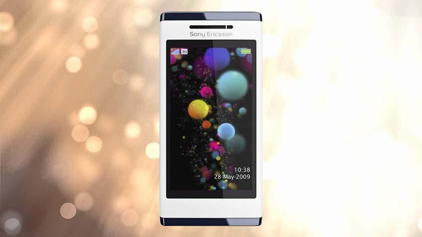 Photo of Test Sony Ericsson Aino