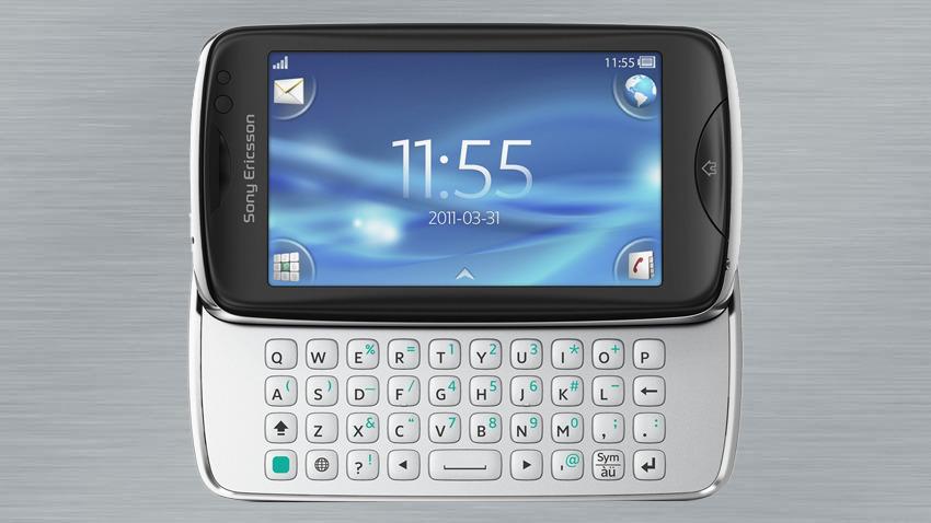 Photo of Test Sony Ericsson txt pro