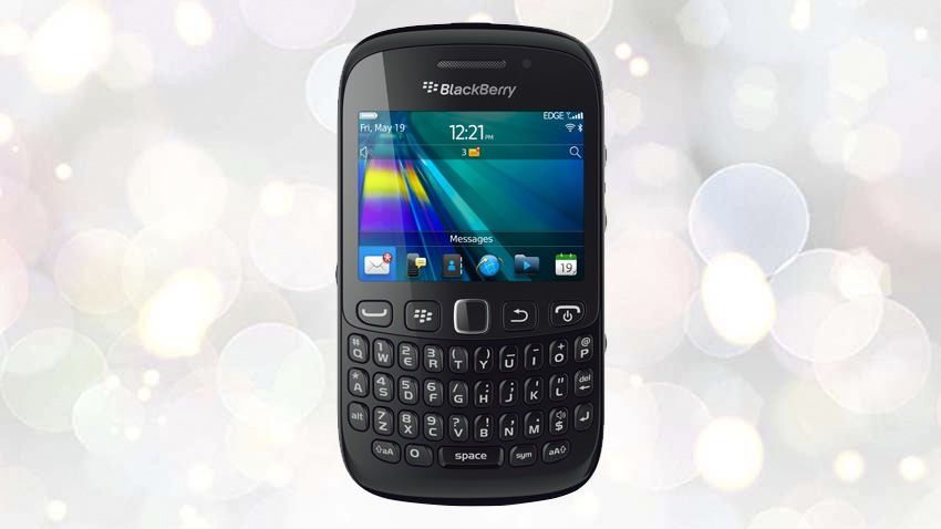 Photo of Test BlackBerry Curve 9220
