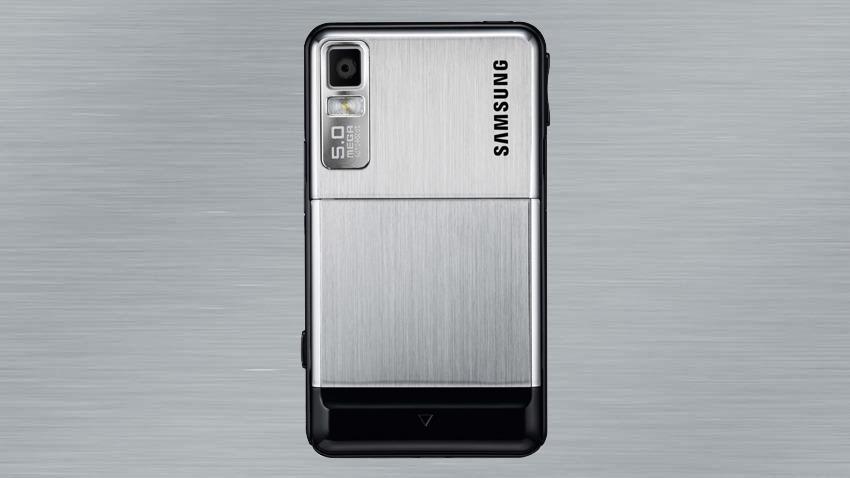 Photo of Test Samsung F480
