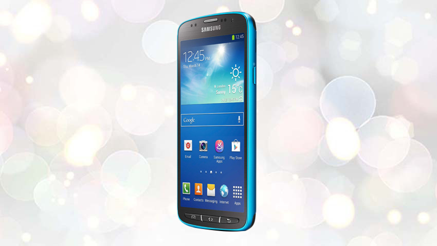 Photo of Test Samsung Galaxy S4 Active