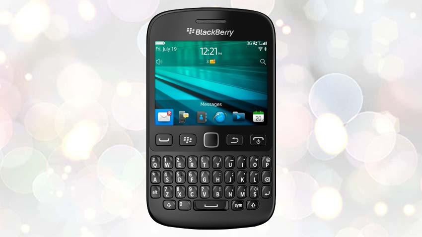 Photo of Test BlackBerry Bold 9720