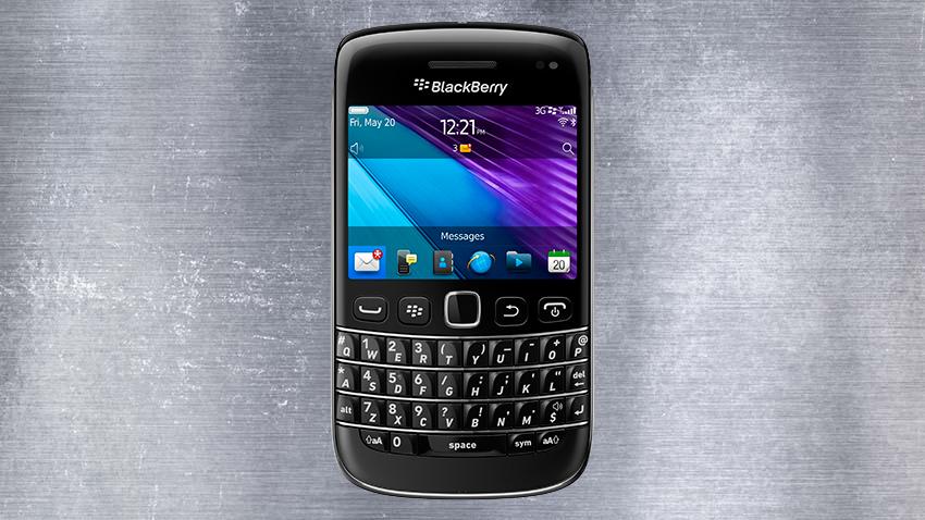 Photo of Test BlackBerry Bold 9790