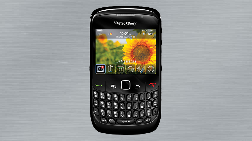 Photo of Test Blackberry Curve 8520