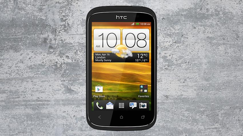Photo of Test HTC Desire C