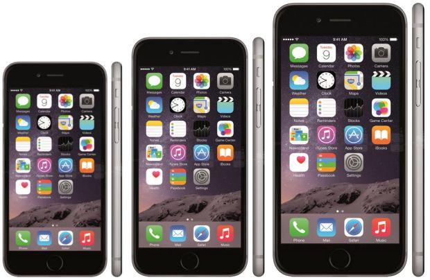 news-apple-iphone6-porównanie Czterocalowy iPhone 6 w planach Apple