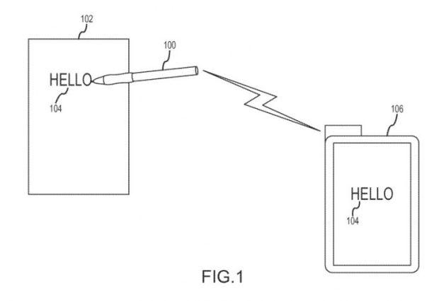 news-apple-stylus-patent Apple może zaprojektować rysik dla swoich przyszłych produktów