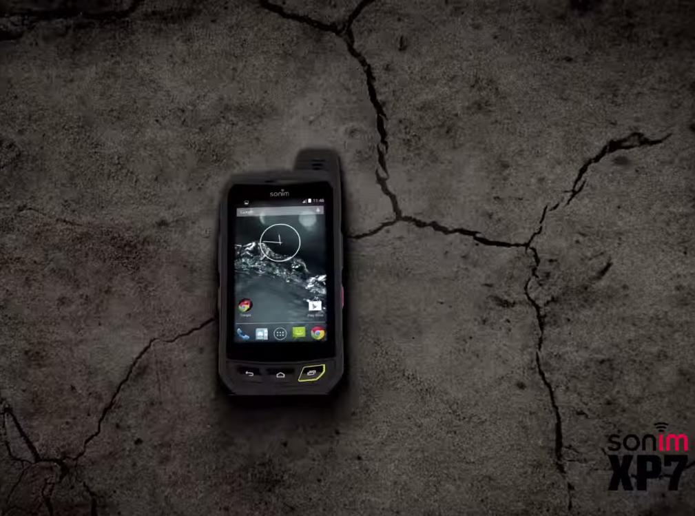 news-sonimxp7-smartfon Sonim XP7 Extreme - niezniszczalny smartfon dla najbardziej aktywnych osób