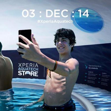 news-sony-aquatech-sklep1 Sony otworzyło pierwszy podwodny sklep z urządzeniami mobilnymi