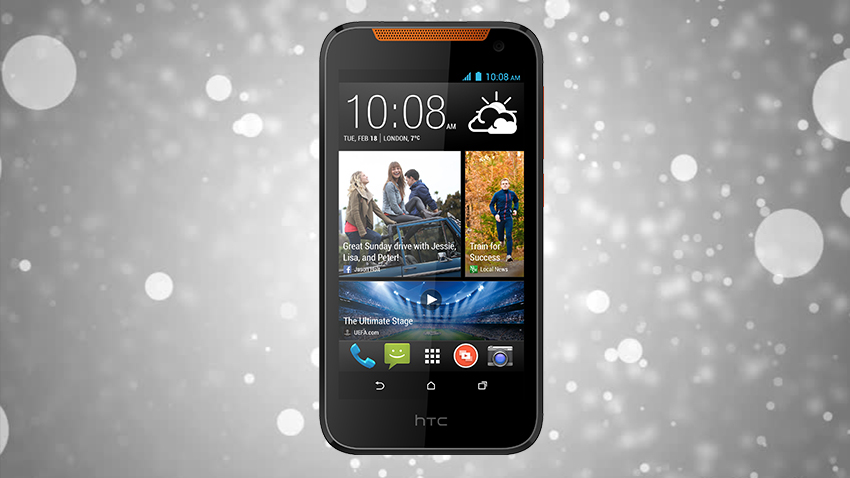 Photo of Test HTC Desire 310