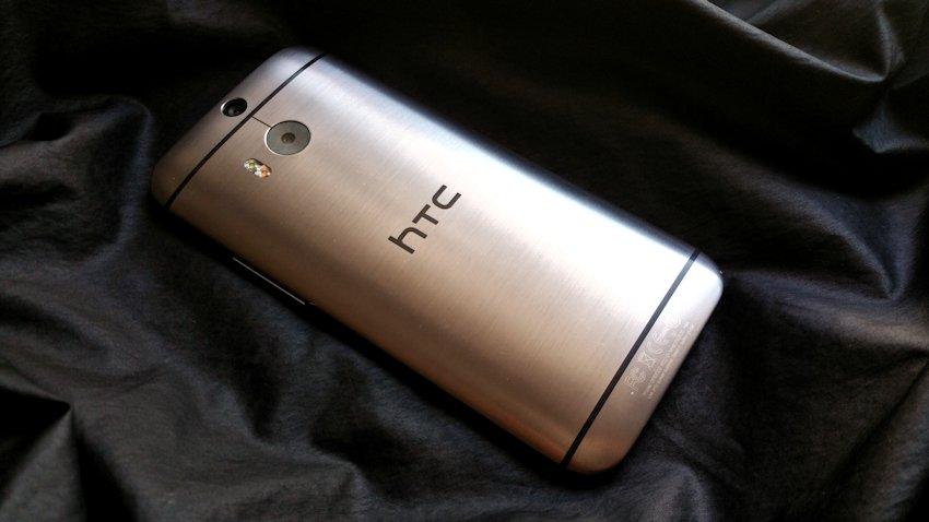 HTC-One-M8-5 Test HTC One M8: Nie taki mini jak go malują