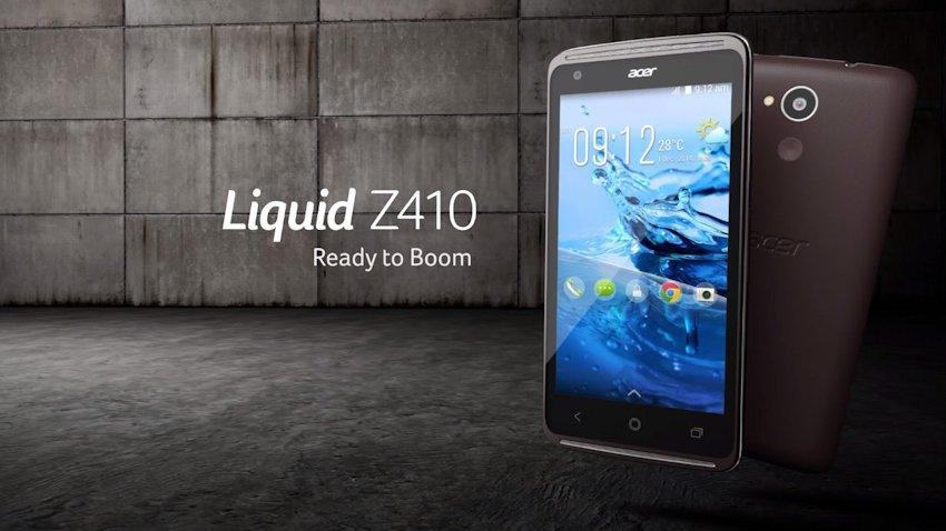 Photo of Acer zapowiada smartfon Liquid Z410 – przyzwoita specyfikacja w rozsądnej cenie
