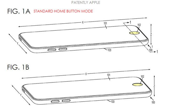 news-apple-patent-joystick-2 Kolejny patent Apple to połączenie przycisku Home z joystkickiem