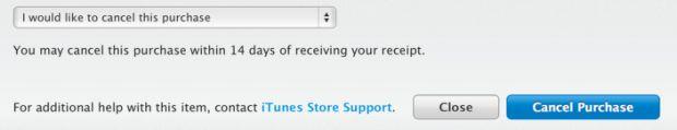 news-appstore-zwrot Luka w systemie Apple pozwala użytkownikom zachować dostęp do zrefundowanych aplikacji