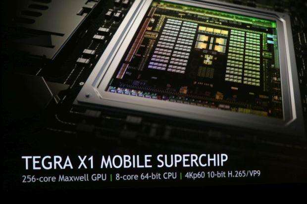 news-nvidia-tegrax1-procesor Nvidia prezentuje najnowszy, potężny układ Tegra X1