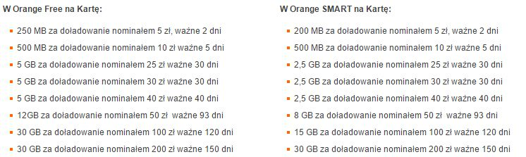 promocja-orange-prepaid-bonus-2 Promocja Orange: Duże bonusy za doładowanie konta online
