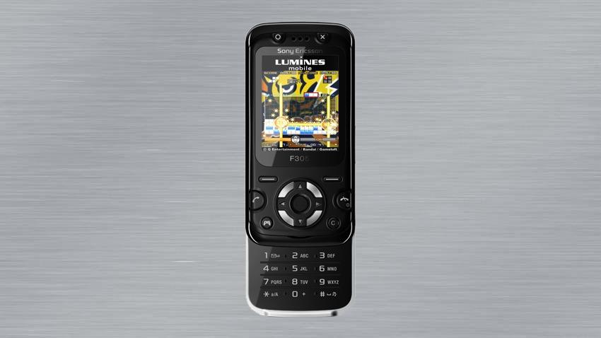 Photo of Test Sony Ericsson F305