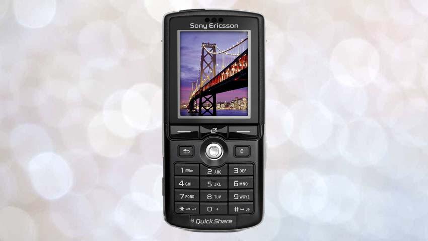 Photo of Test Sony Ericsson K750