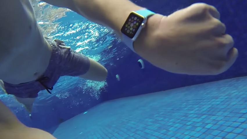 Photo of Apple Watch będzie wodoodporny?