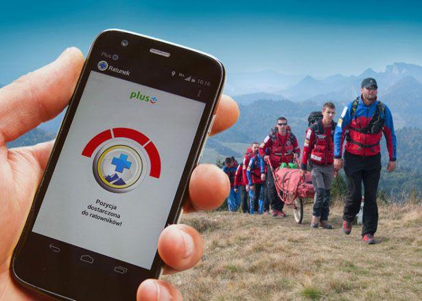 news-aplikacja-ratunek-plus 601100300.pl - nowy serwis o bezpieczeństwie w górach