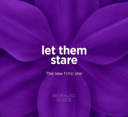 news-htc-onem9-zapowiedź HTC potwierdza - następca One M8 zostanie zaprezentowany już 1 marca!