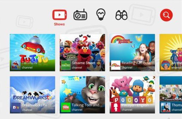 news-youtube-kids-interfejs W przyszłym tygodniu wystartuje Youtube dla dzieci
