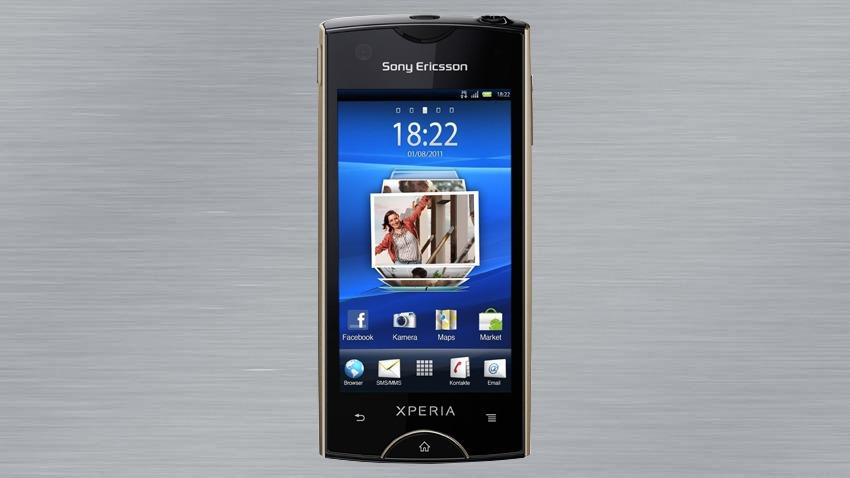 Photo of Test Sony Ericsson Xperia ray